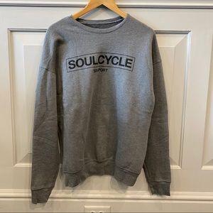 SoulCycle Seaport Boston Branded Sweatshirt